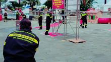 Gara di enduro per MBK e Pompieropoli
