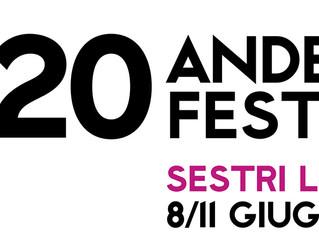 Festival di Andersen in arrivo a Sestri Levante!!!!