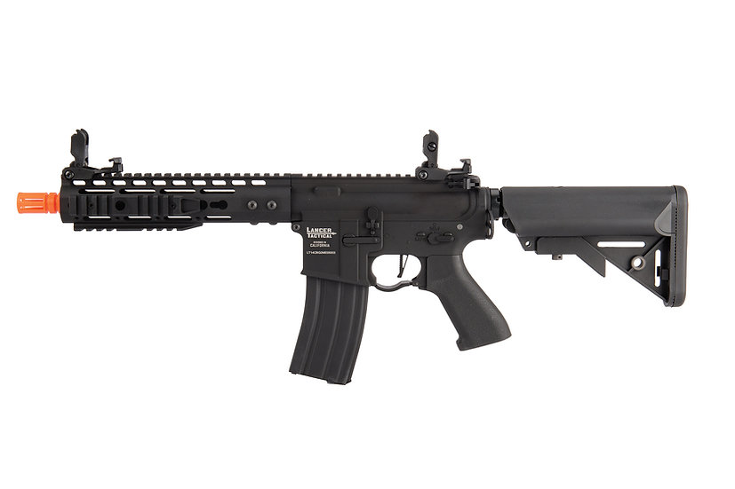 "Lancer Tactical LT-14CB-G2-ME M4 Carbine Proline 9"" Keymod Rail AEG"