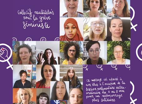 Les revendications féministes pour une sortie solidaire du Covid-19
