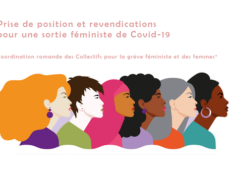 Prise de position et revendications de la Coordination romande des Collectifs féministes
