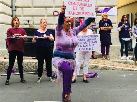 Coronavirus - femmes solidaires