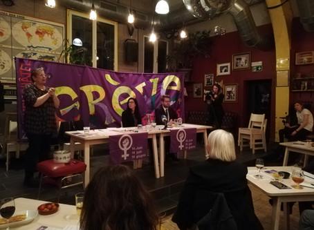 1er café féministe du mardi