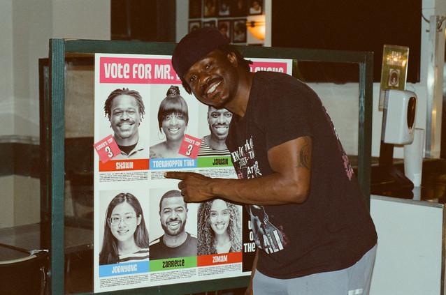 Shawn Antoine II at Harlem Shake