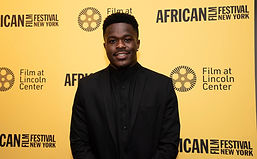 Shawn Antoine II on the red carpet for the the African Film Festival at Lincoln Center