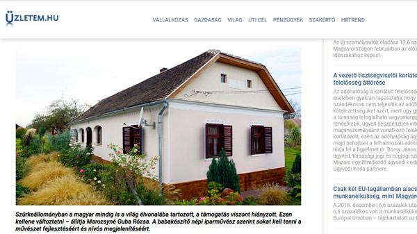 Üzletem.hu : A home gallery nyitása biztos, a babamúzeumon viszont még dolgozni kell