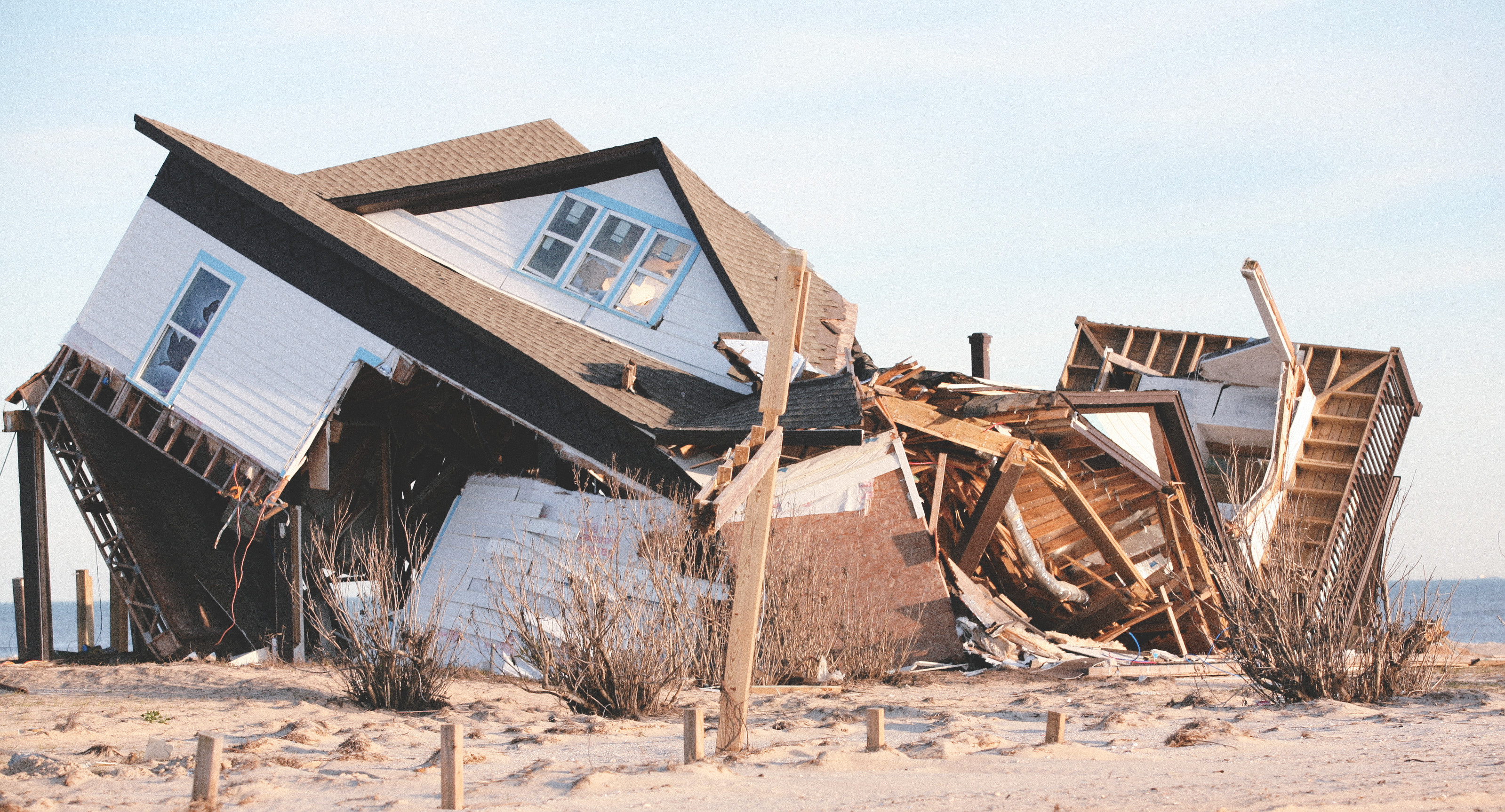 Appraising After a Disaster
