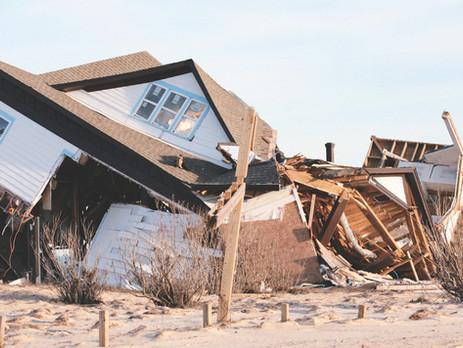 Katastrophenschäden von der Steuer absetzen