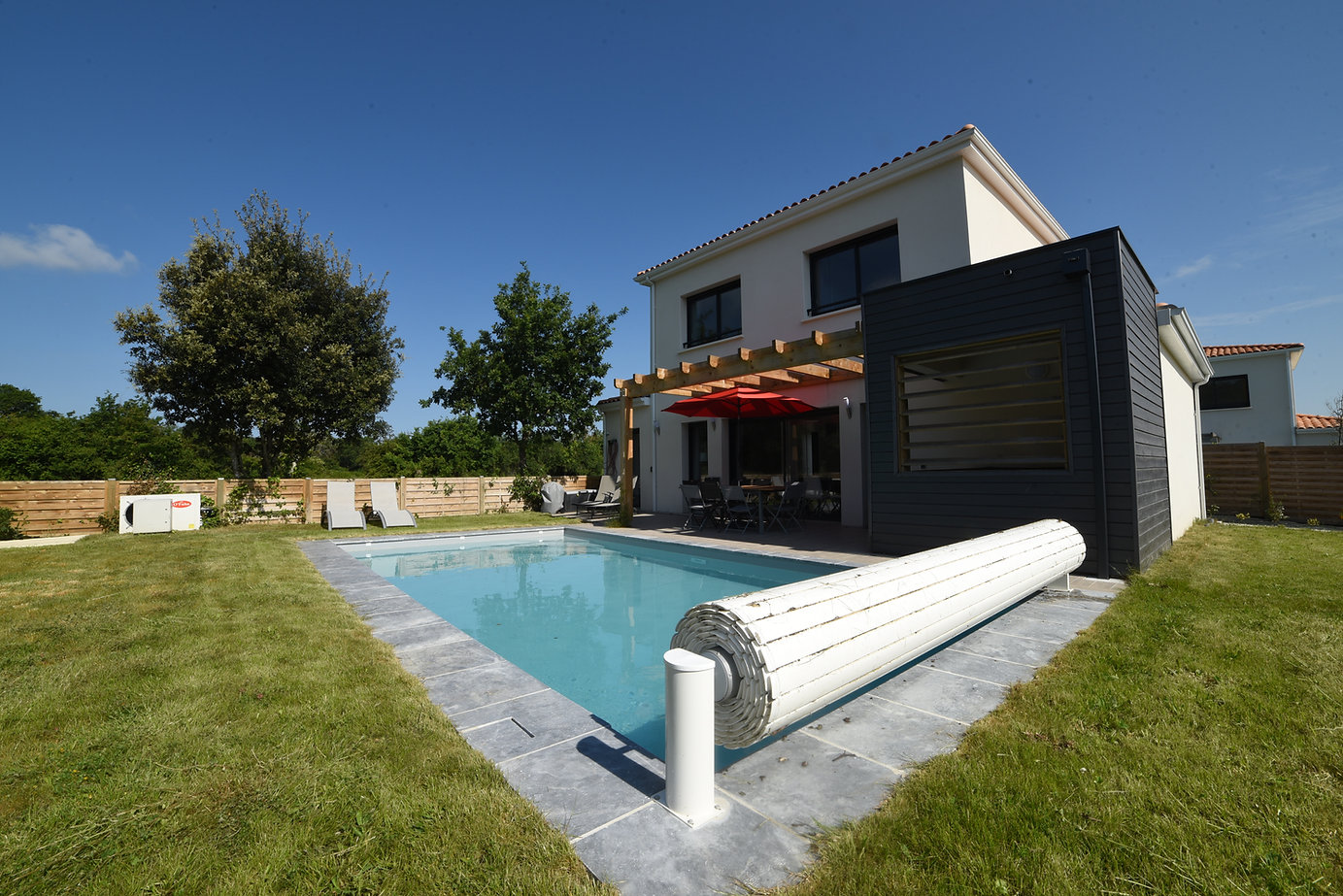 Luxury villa for rent in Charente Maritime