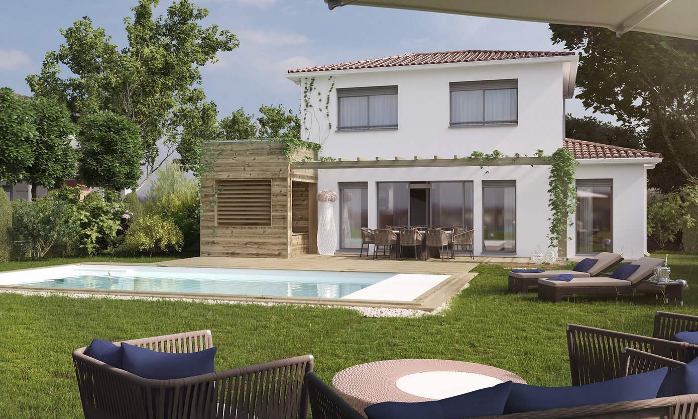 Luxury villa with pool in Charente Maritime