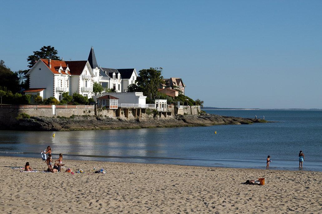 Beach at Royan