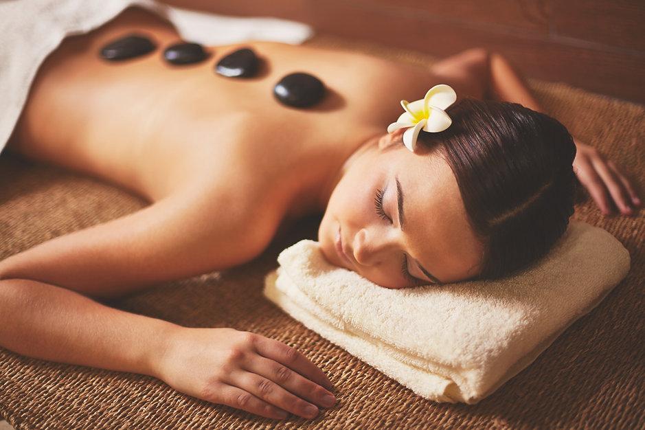 Massage at La Foret d'Armotte
