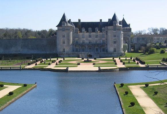 SAINT-PORCHAIRE_-_Chateau_de_La_Roche_Co