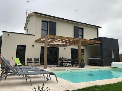 Luxury house near Saint Palais sur Mer