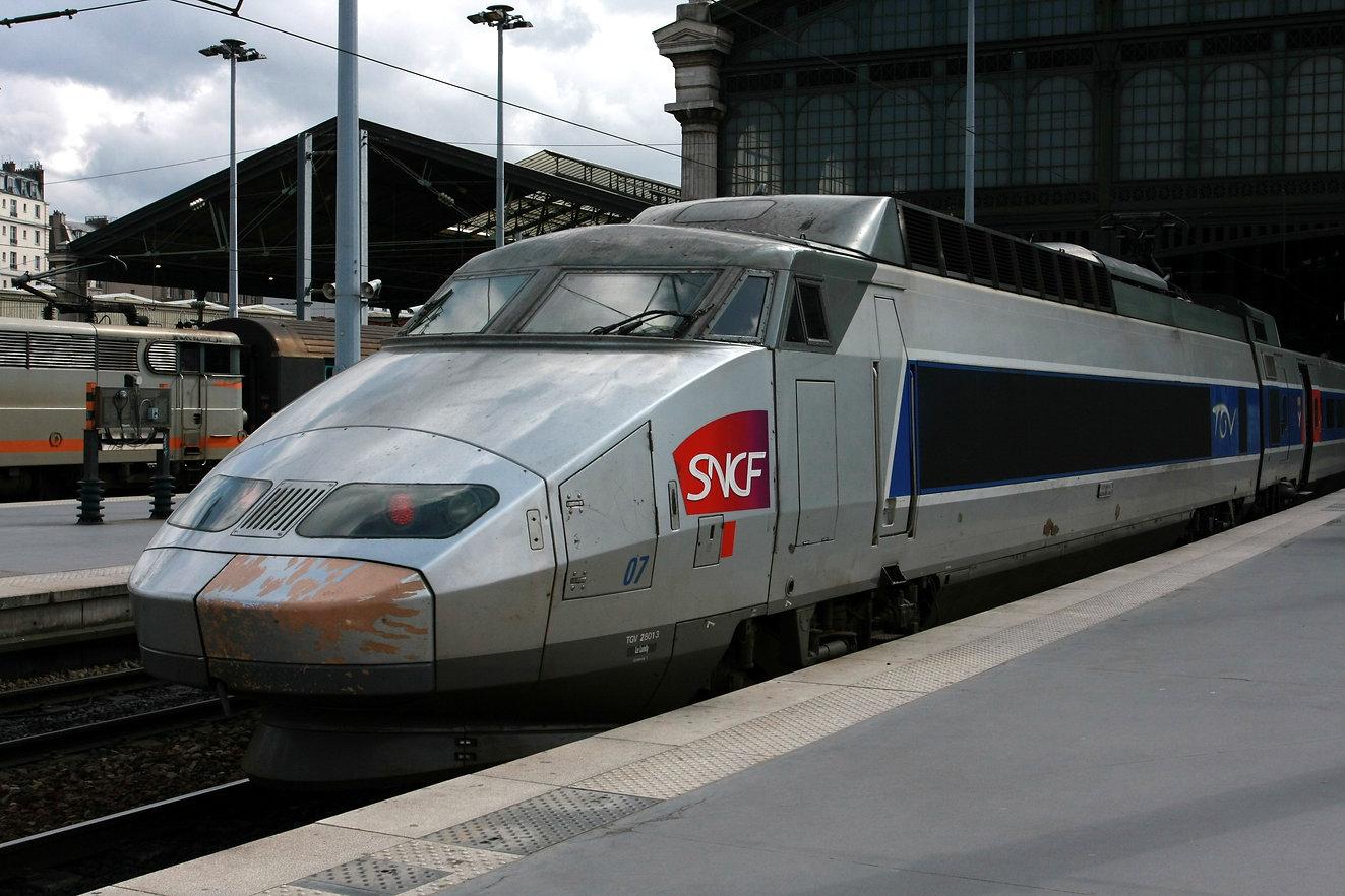 TGVs to La Rochelle & Bordeaux