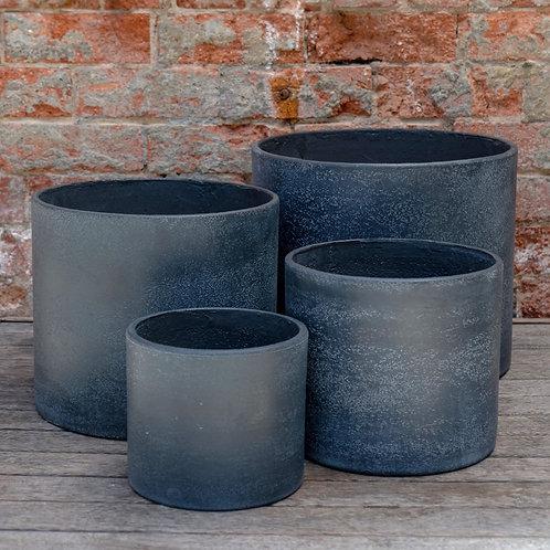 Bluestone Concrete Pot.
