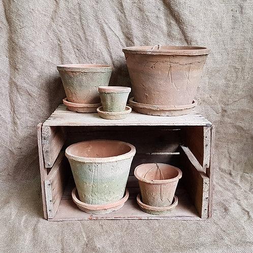 Redstone Standard Clay Pot