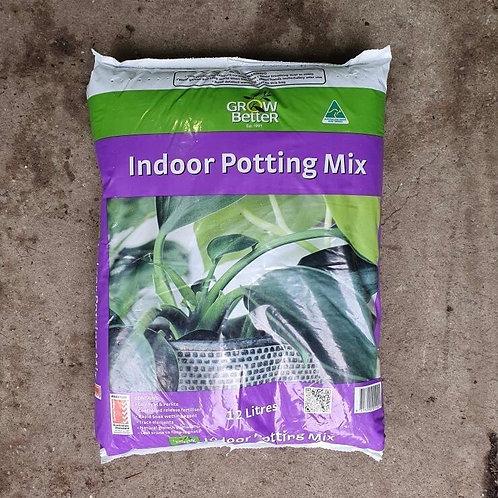 Indoor Potting Mix 12L Bag