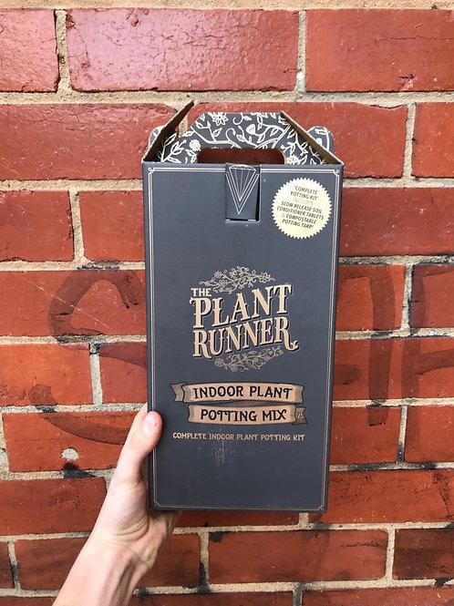 Indoor Plant Potting Kit - The Plant Runner
