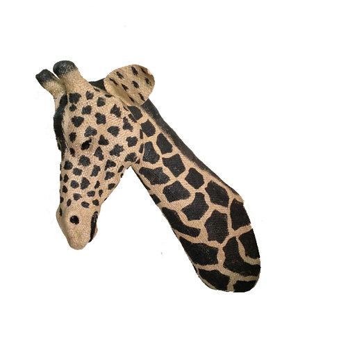 Giraffe Head Jute