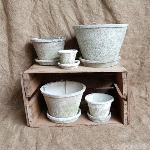 Whitestone 'Standard' Clay Pot