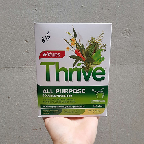 Thrive Soluble Fertilizer 500g