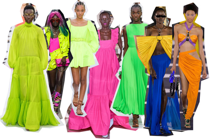 Bright trends of Spring/Summer 2020