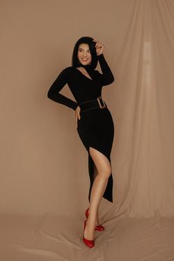 чорна сукна від Repulo's