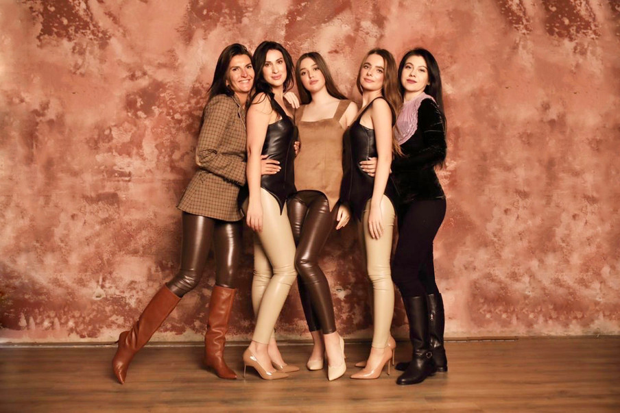 Repulo's fashion photo shoots