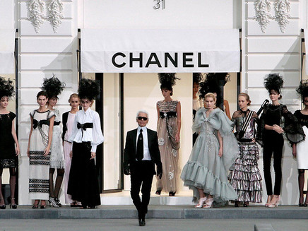 The price of Chanel