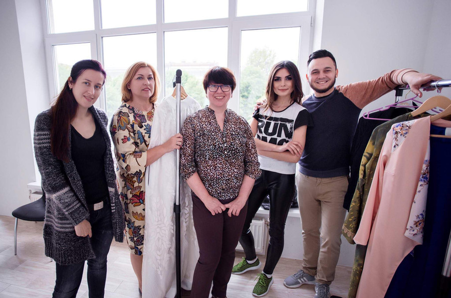 Why is Ukraine a great place to manufacture apparel?