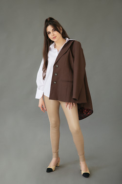 brown jacket by www.repulostailors.com