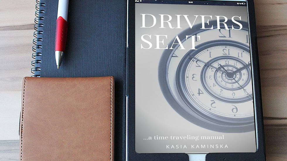 DRIVERS SEAT ...a time traveling manual eBOOK