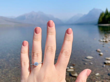 Our Engagement Story!
