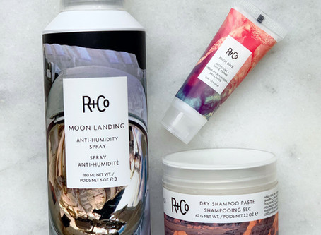 R+Co | Testing New Hair Products