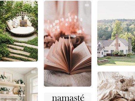 2021 Dream Board | Inspirations & Aspirations For the New Year