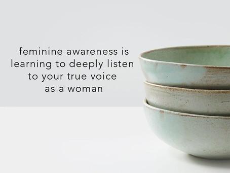 Confident - Feminine - Empowered