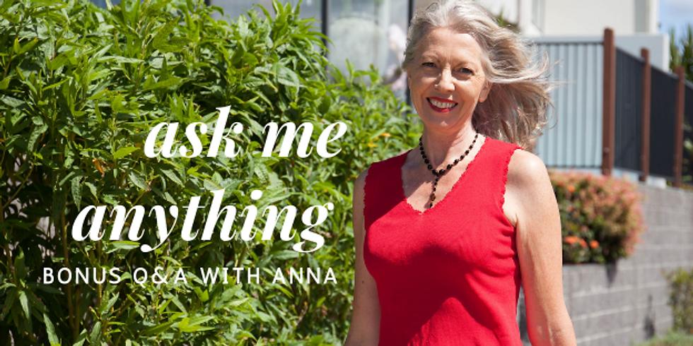 Ask Me Anything - Bonus Q & A