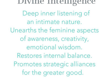 Goddess - in your toolbox lives Divine Intelligence.