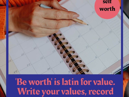 Can you elevate your self-worth.