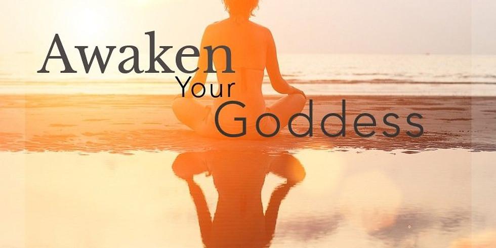 Awaken Your Goddess for highly sensitive women.