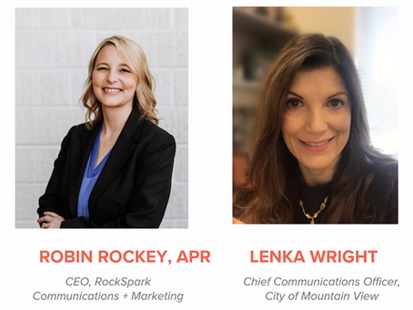 Top Storytelling Tips from RockSpark's CEO and Mountain View's Chief Communications Officer