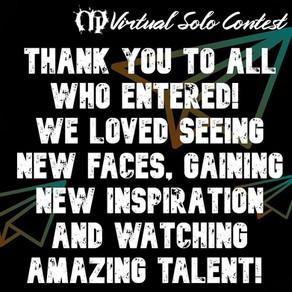 Virtual Solo Winner!!