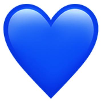 Blue Heart Level Donation