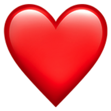 Red heart level donation