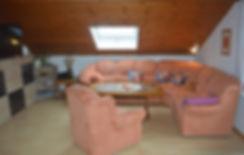 Unsere Ferienwohnung - Wohnzimmer