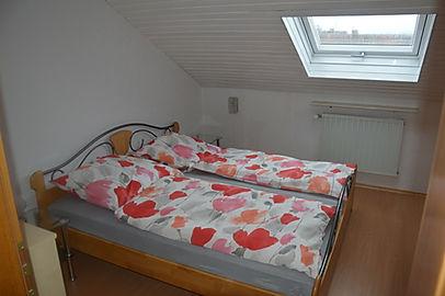 Unsere Ferienwohnung - Schlafzimmer 2