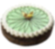 BAILEY'S MINT CHOCOLATE CHEESECAKE 7' &