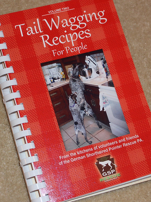 Cookbook - Volume Two, Tail Wagging Recipes