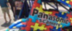 panasonic scanners The Autism Sprint